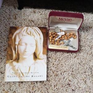 Jewelry - New rosary